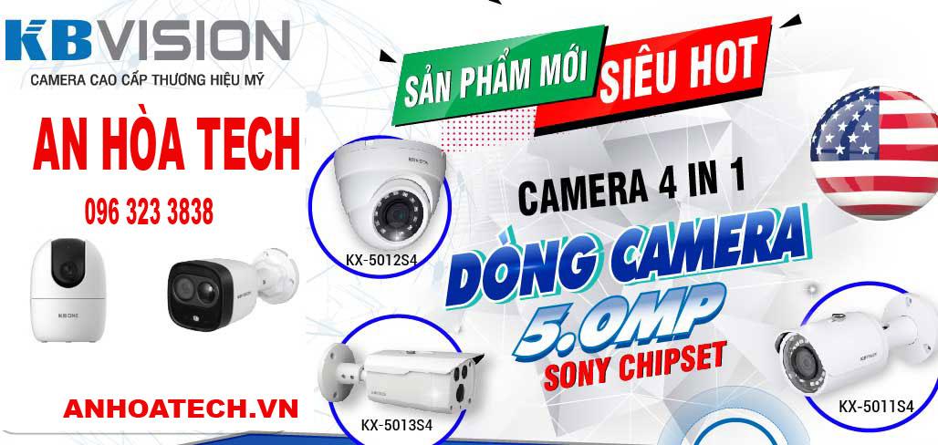 Camera KBVISION Giá Rẻ Nên Lắp Đặt chọn ra những dòng camera KBVISION giá rẻ chất lượng