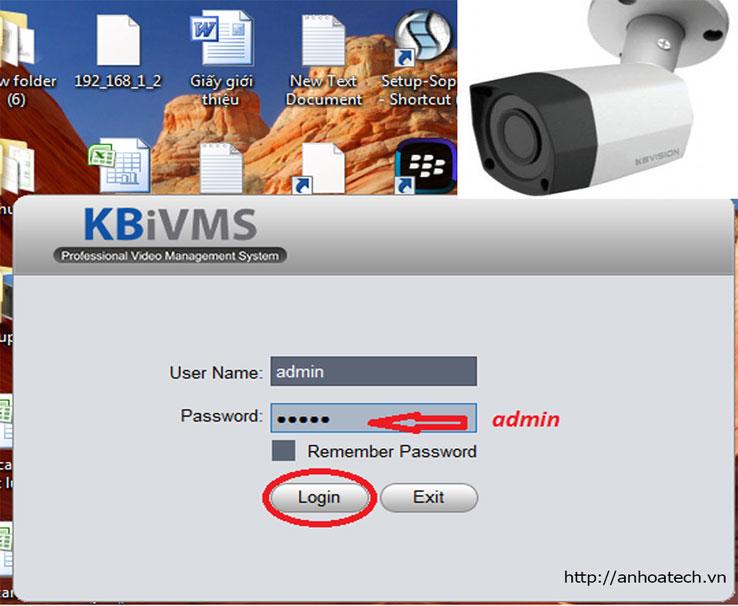 Hướng dẫn cài đặt camera KBVISION trên điện thoại và máy tính
