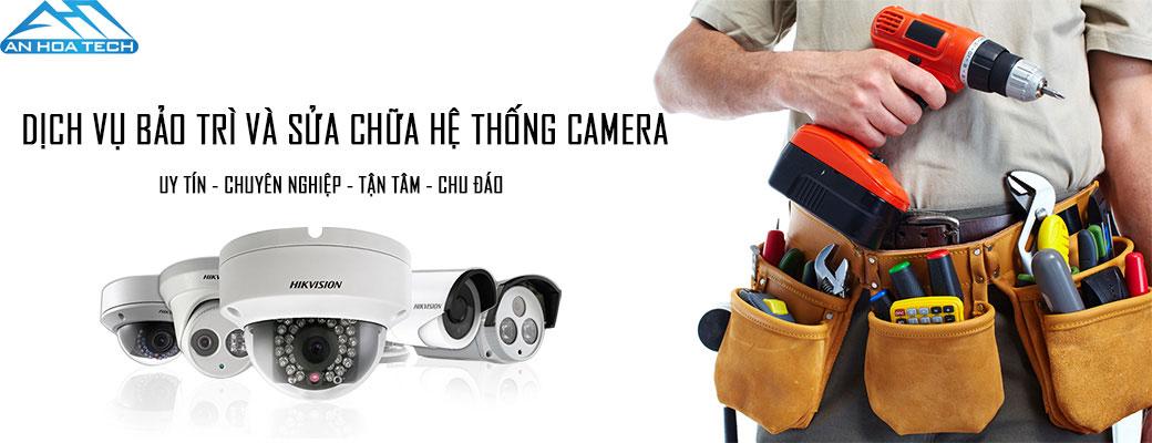 Quy trình bảo trì camera quan sát cho doanh nghiệp