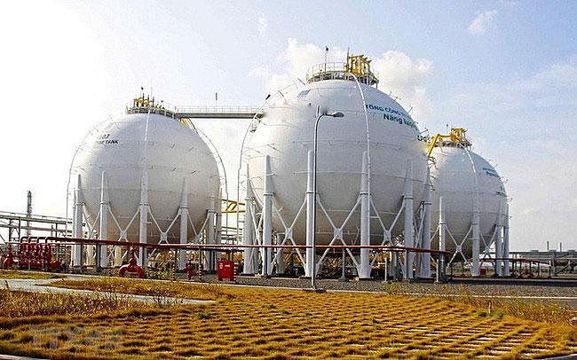 Cung cấp khí thiên nhiên hóa lỏng LNG và thi công lắp đặt bồn chứa khí thiên nhiên hóa lỏng LNG