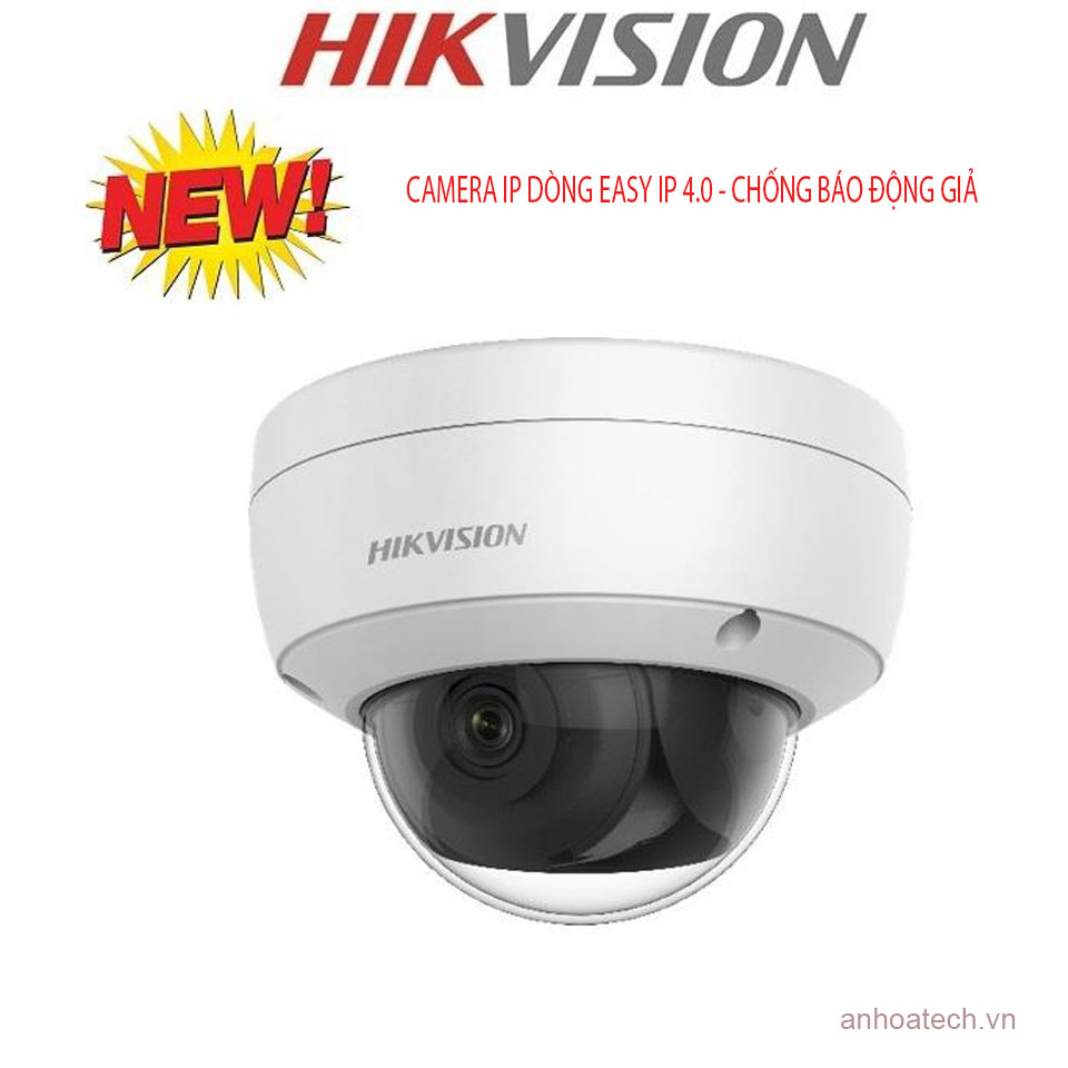 Camera IP 4MP Hikvision DS-2CD2146G1-I