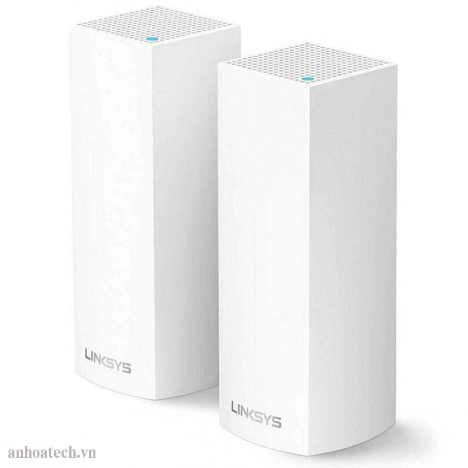 Wifi Linksys Velop Home Mesh System WHW0302 (2 PACK)