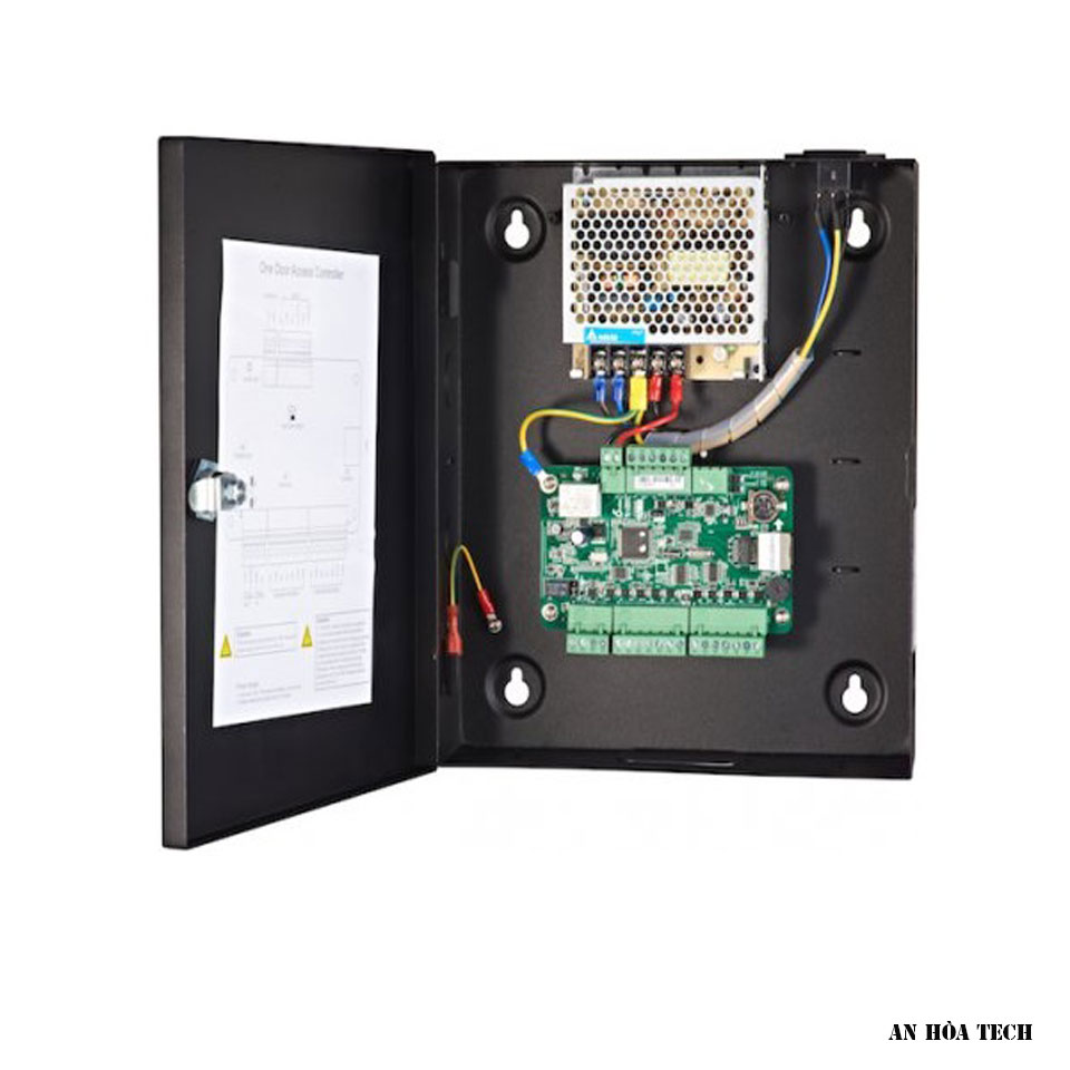 DS-K2600 Series Access Controller (hỗ trợ vân tay) DS-K2801