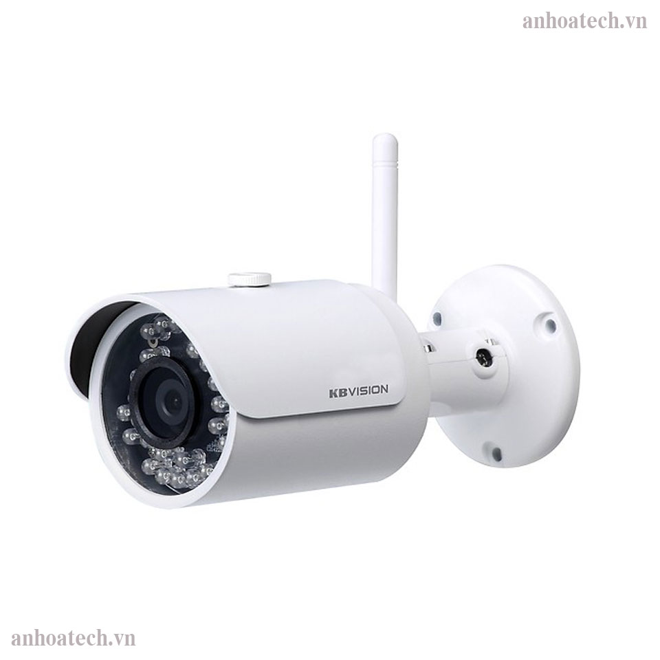 Camera IP Wifi 3MP KBVISION KX-3001WN 3.0MP