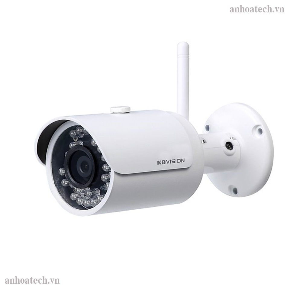 Lắp đặt Camera IP WIFI KBVISION KX-1301WN