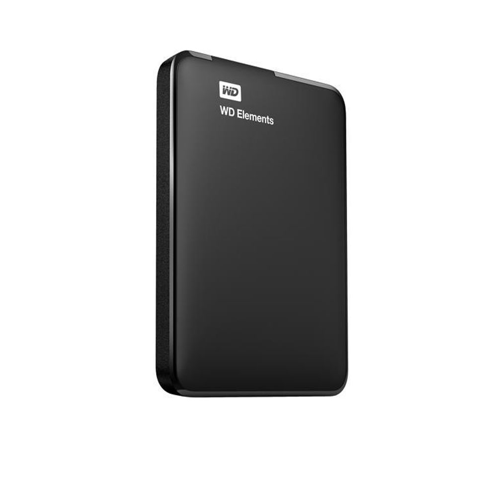 Ổ cứng di động HDD Western Digital Elements Portable 1TB 2.5
