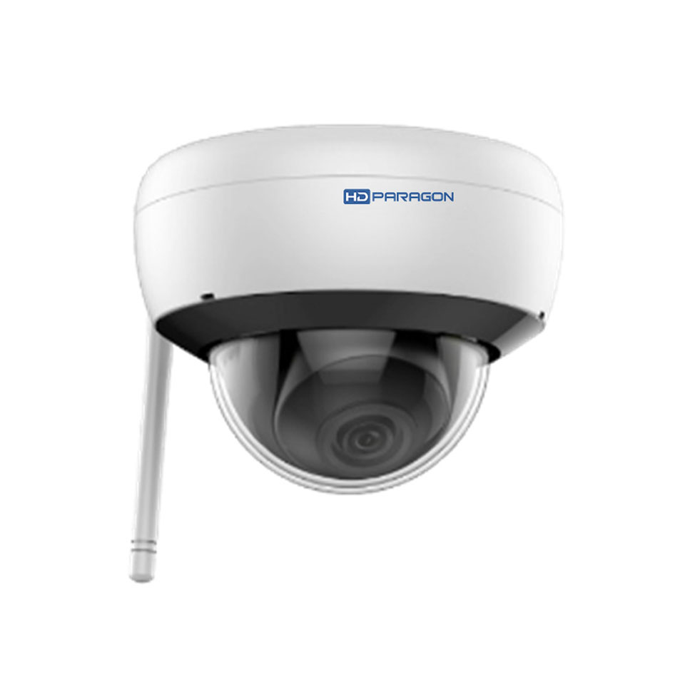 Camera IP HD Paragon HDS-2420IRPW (2 MP Wifi) Micro camera giá rẻ