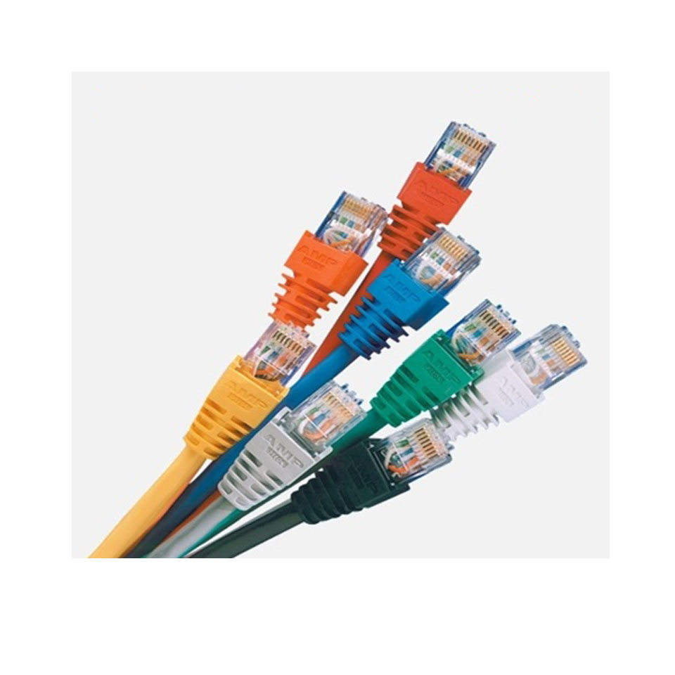 Cáp nhảy-Patch cord COMMSCOPE CAT6 UTP 1,5 mét