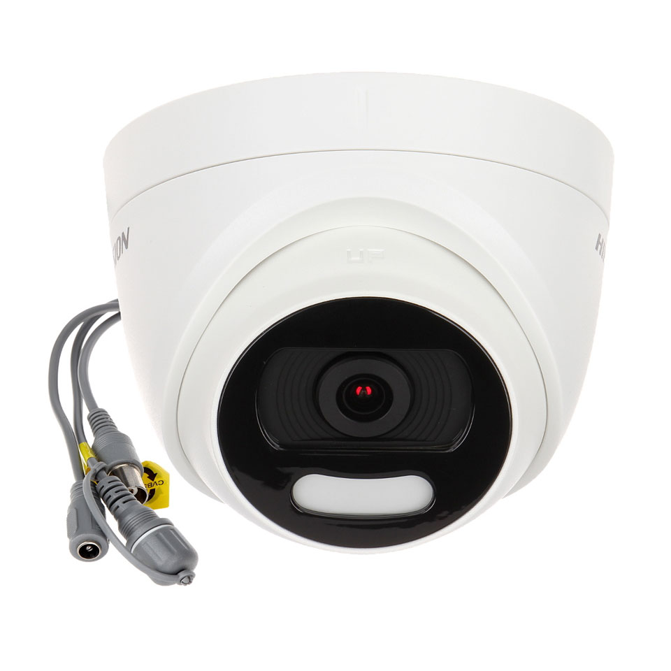 Camera HDTVI Colorful 2MP HIKVISION DS-2CE72DFT-F lắp đặt camera giá rẻ