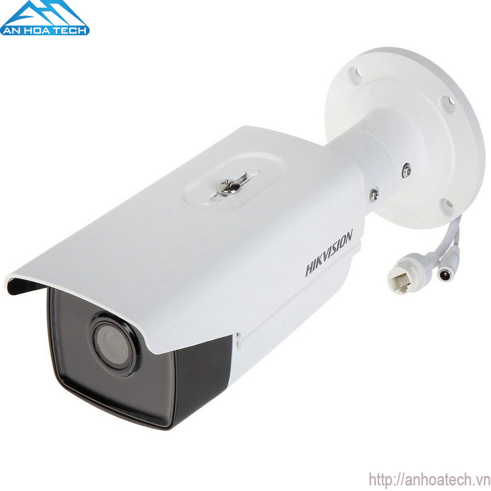 Camera IP thân ống 5MP DS-2CD2T55FWD-I8 H.265+ hikvision