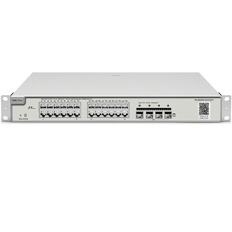 Layer 2 Smart Managed Switch 24 Cổng 10/100/1000BASE-T