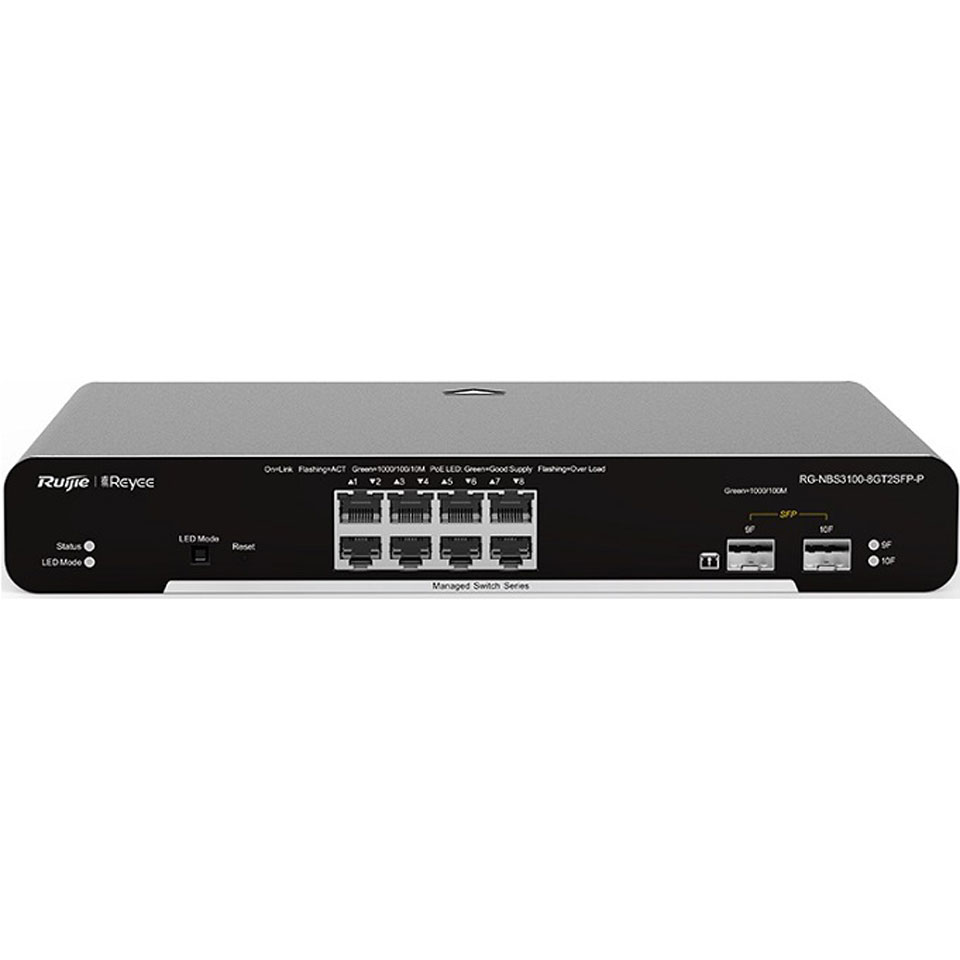 Layer 2 smart managed switches 24 cổng RG-NBS3100-24GT4SFP