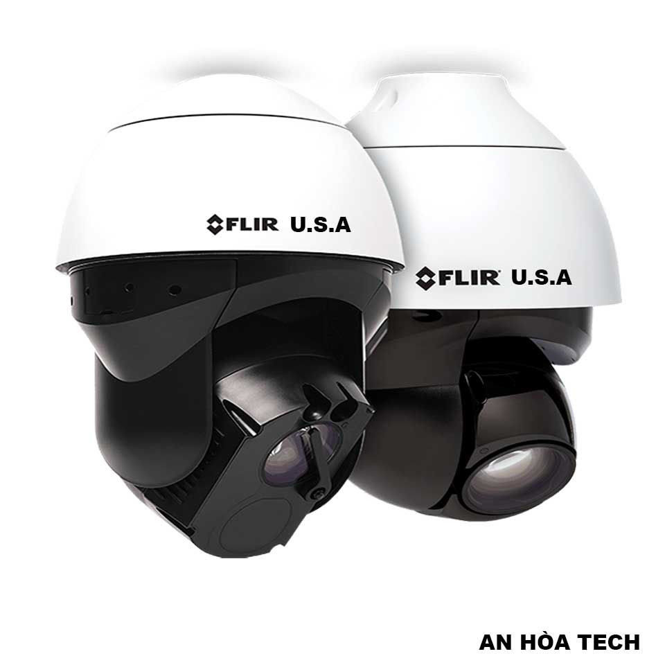 Camera FLIR xuất xứ USA Quasar 4K IR PTZ Camera nhập khẩu từ Mỹ