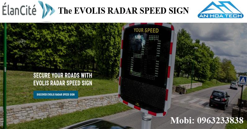 evolis radar speed solution france elancite