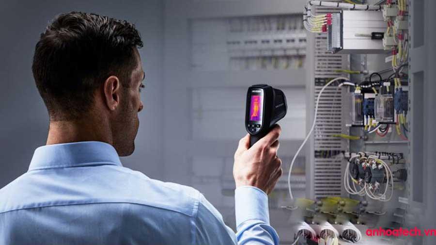 Camera đo thân nhiệt Hikvision tốt nhất hiện nay