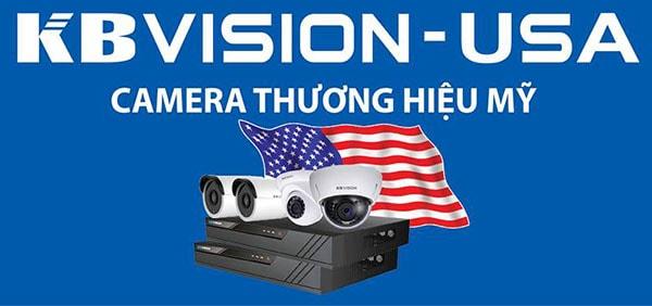 Camera KBvision thương hiệu Mỹ là dòng sản phẩm Camera thông minh được nhiều người tin dùng